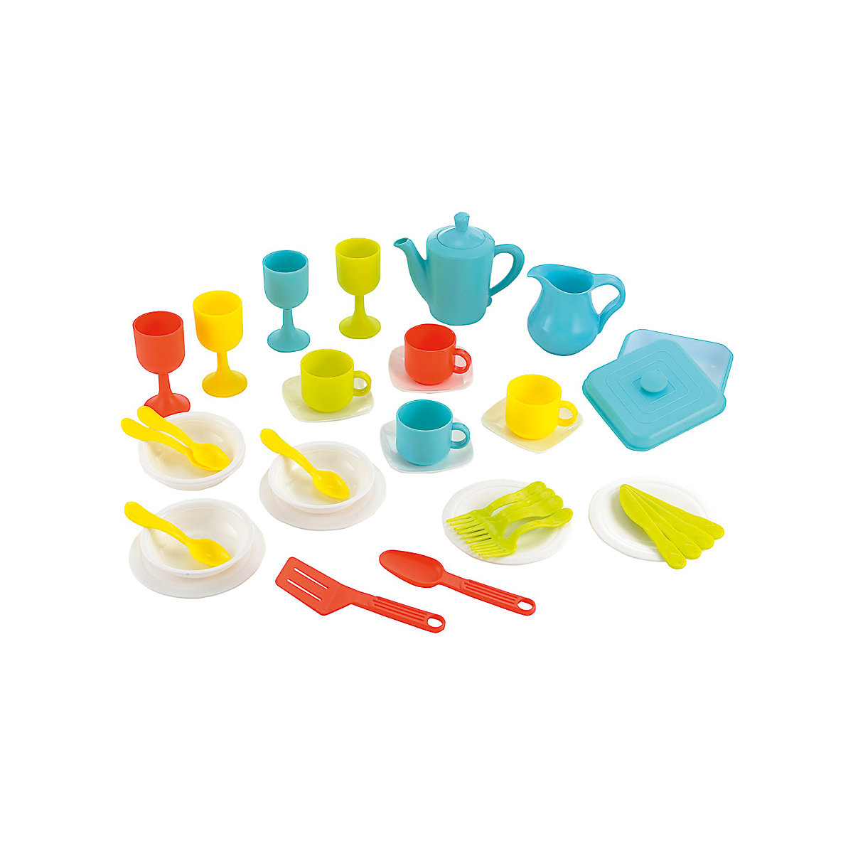 New ELC Boys and Girls Dinner Set Toy From 3 years