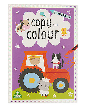 Copy and Colour