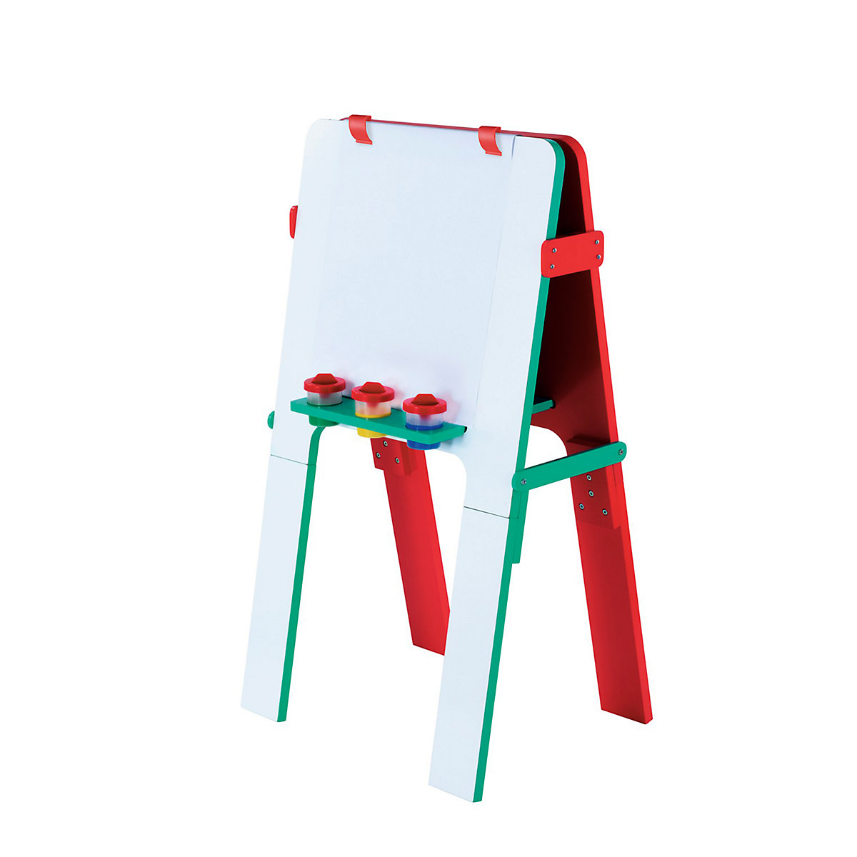 New ELC Boys and Girls Double Sided Wooden Easel Toy From 3 years - Early Learning Centre Gifts