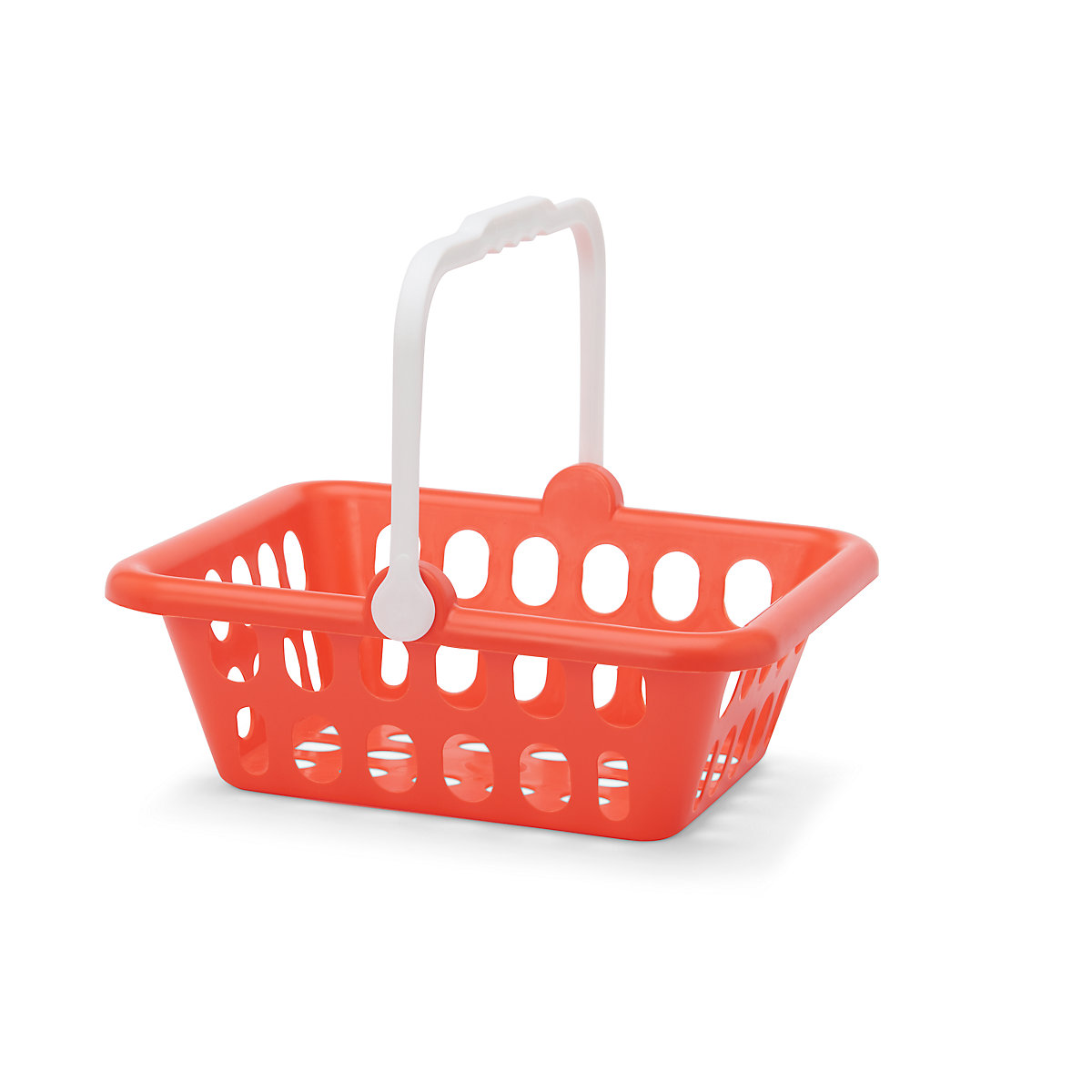 New ELC Boys and Girls Shopping Basket - Red Toy From 3 years - Dressing Up Gifts