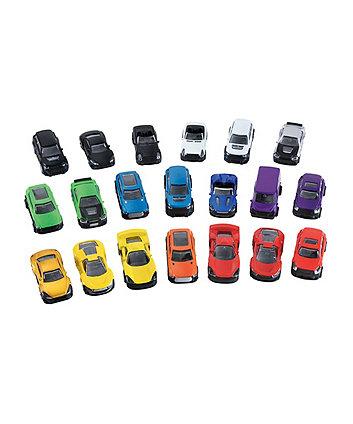 Big City Superwheels - 20 Cars