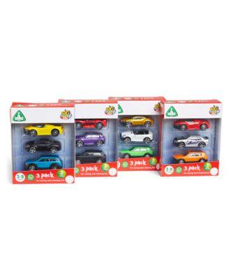 Big City Cars - 3 Cars