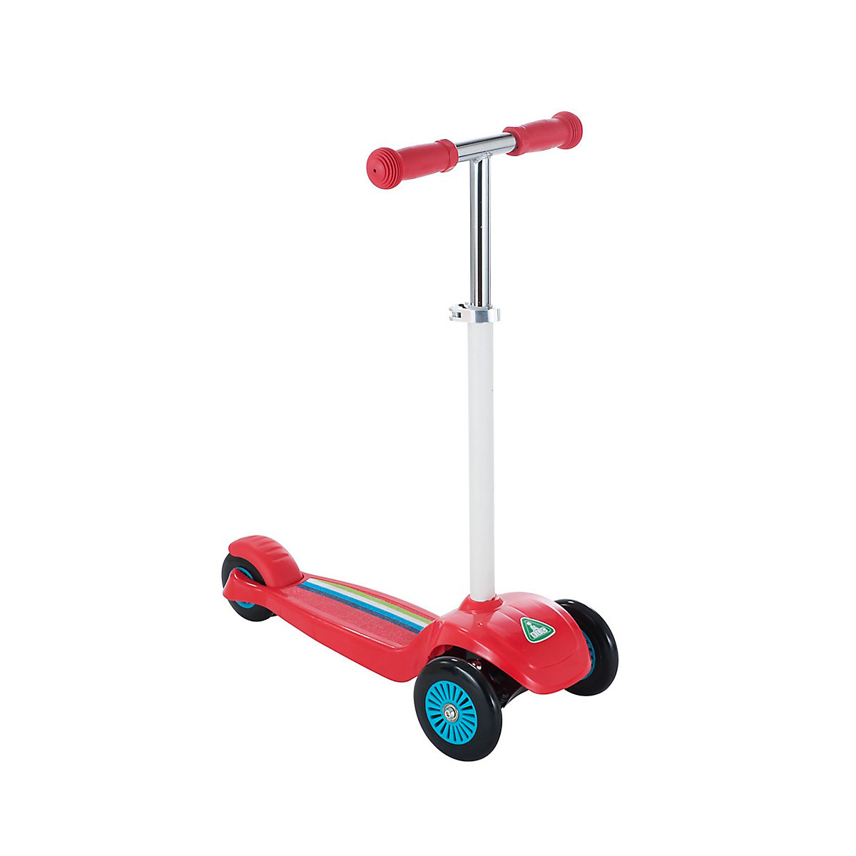 New ELC Boys and Girls Stripy Scooter Toy From 3 years - Scooter Gifts