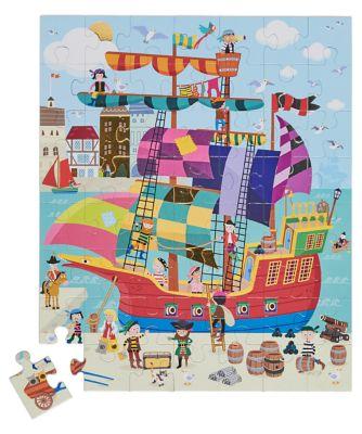 Ahoy Pirates Puzzle