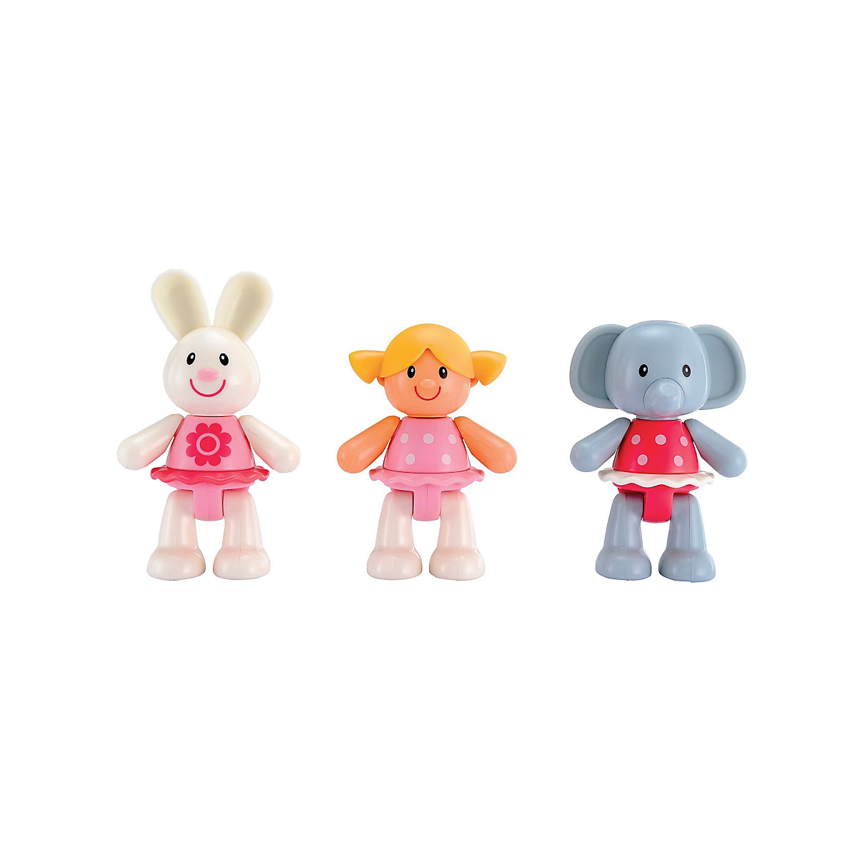 New ELC Boys and Girls Toybox Friends Set Toy From 12 months - Early Learning Centre Gifts