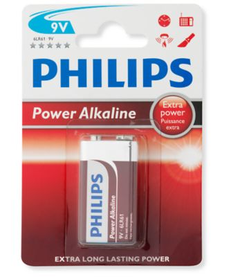 Philips 9V Battery