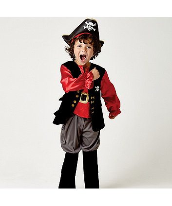 Pirate Captain Outfit