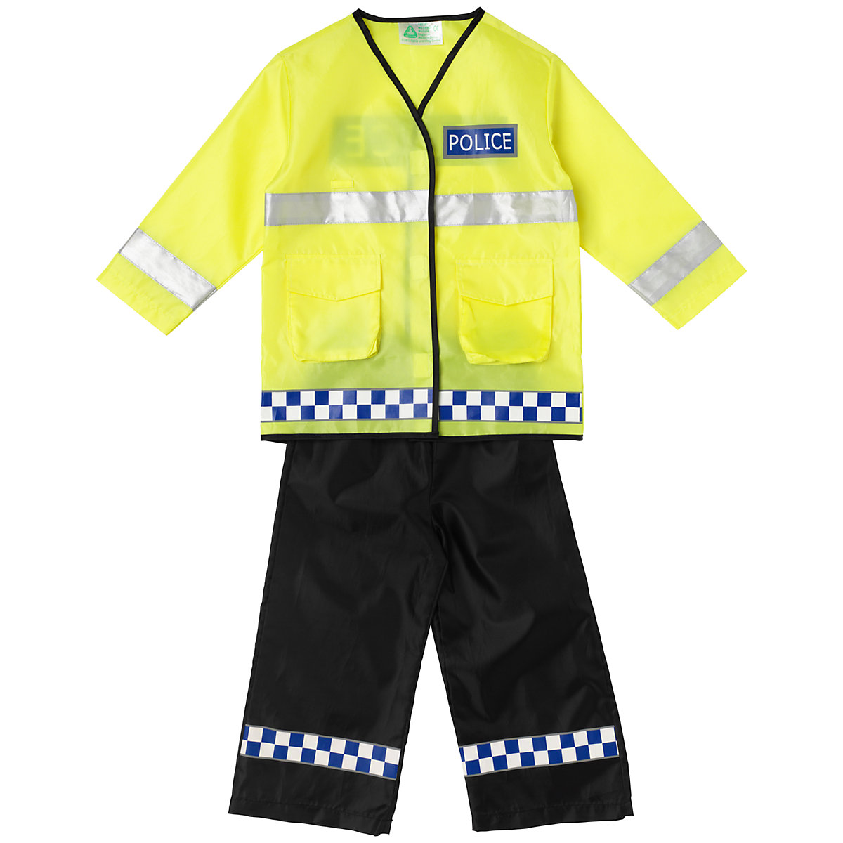 New ELC Boys and Girls Police Outfit Toy From 3 years - Dressing Up Gifts