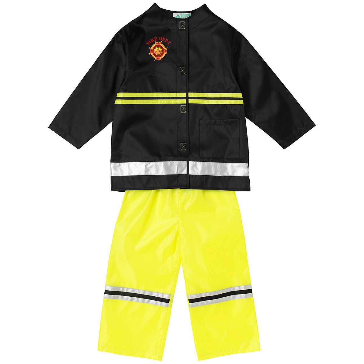 New ELC Boys and Girls Firefighter Outfit Toy From 3 years
