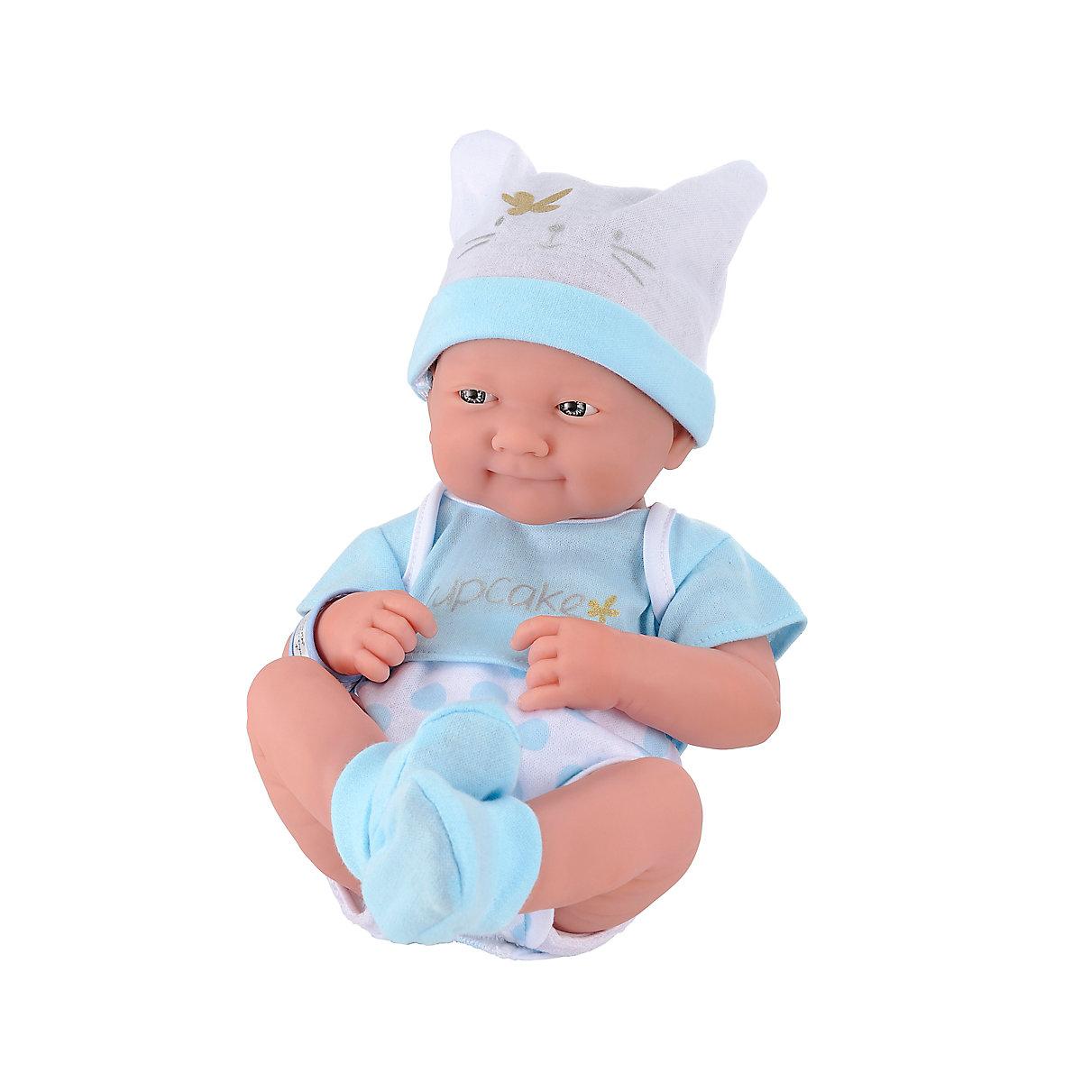 Cupcake Newborn Baby Boy Doll