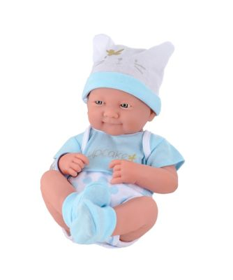 Cupcake Newborn Baby Boy Doll