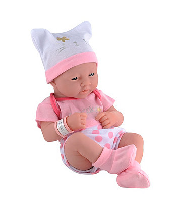 Cupcake Newborn Baby Girl Doll