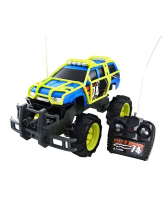 Radio Controlled Off-Road Truck