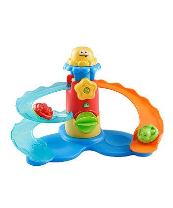 Water Slide Bath Playset