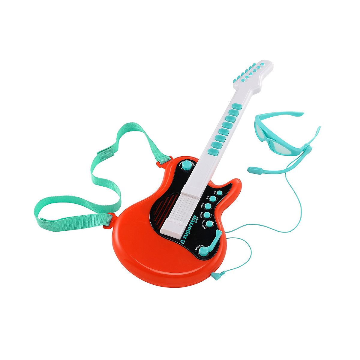 New ELC Boys and Girls Superstar Guitar Toy From 3 years