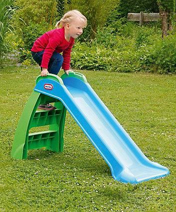 Little Tikes First Slide - Blue/Green