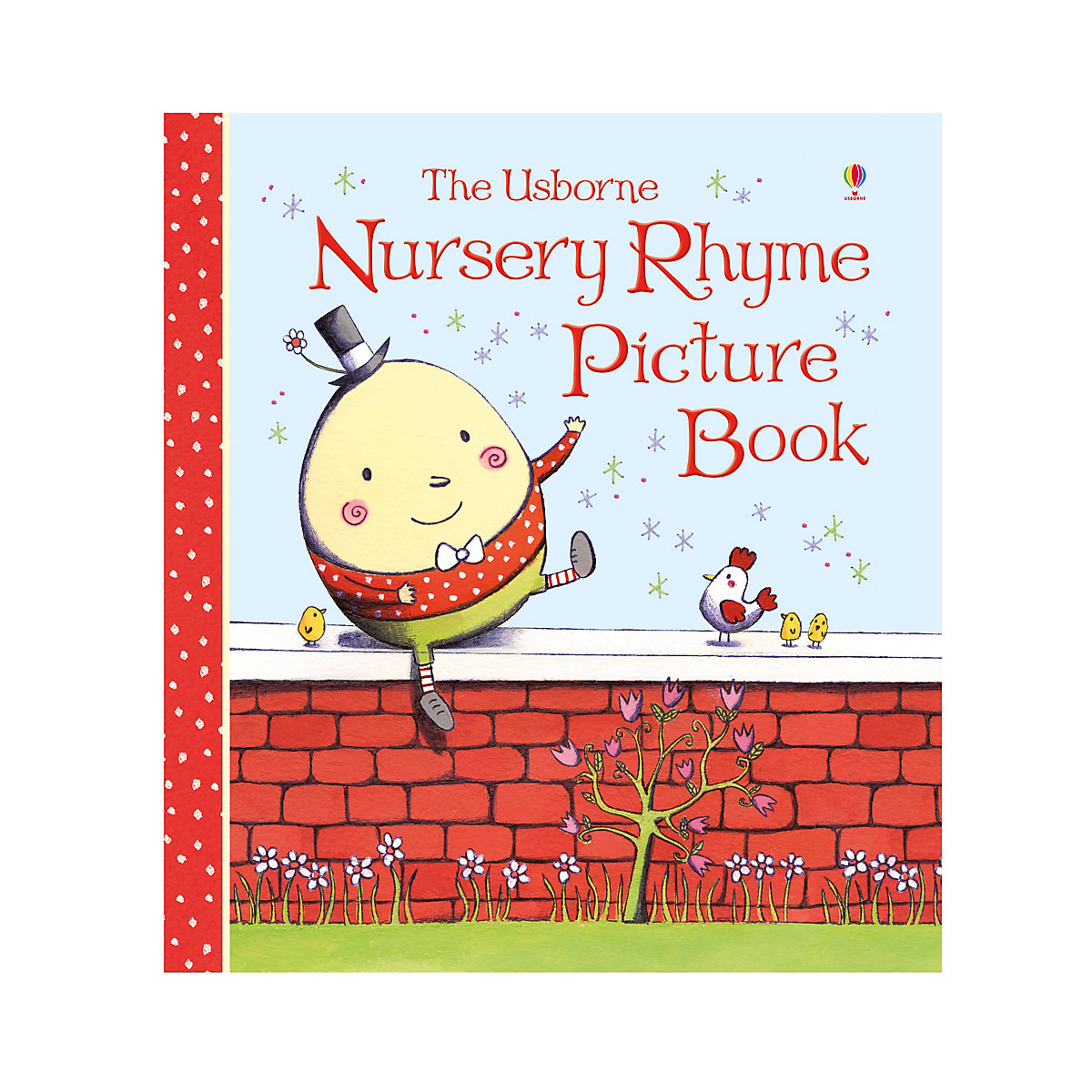 New ELC Boys and Girls Nursery Rhyme Picture Book Toy From 2 years - Nursery Gifts