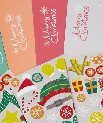 Decorate Your Own Christmas Cards
