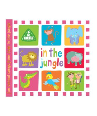 In The Jungle CD