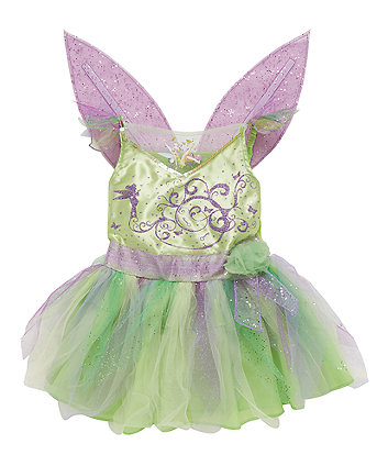 Disney Tinkerbell Dress 3-4 Years