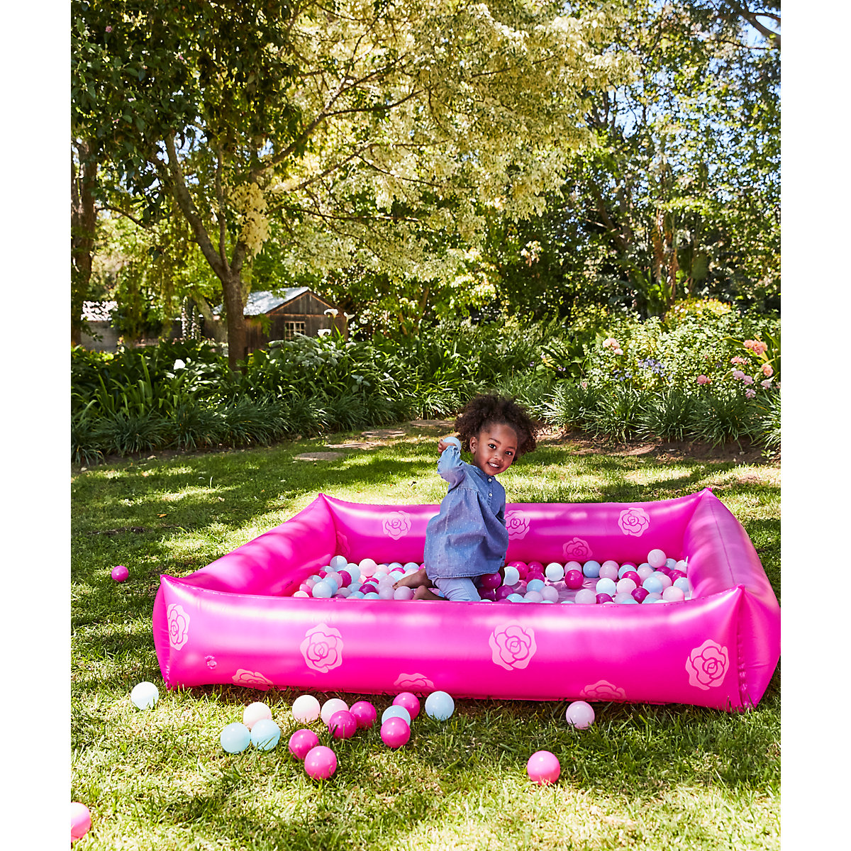 Ball Pool For Bouncy Castle