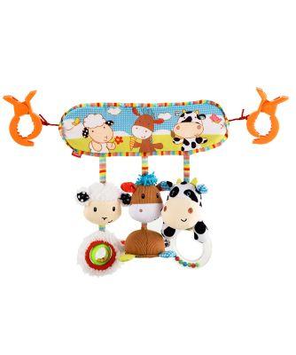 Blossom Farm Activity Travel Toy