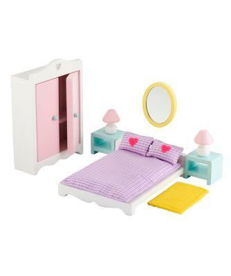 Rosebud Sweet Dreams Bedroom