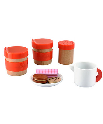 Wooden Coffee Cups