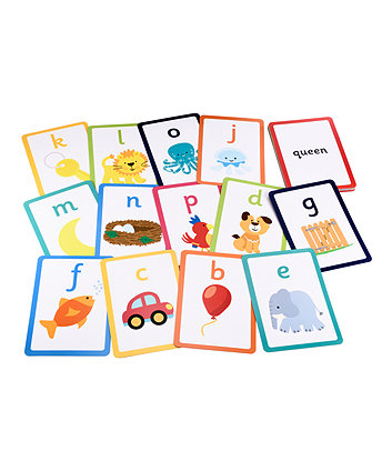 Active 26 Letter English Flash Card Handwritten Montessori Early Development Learning Educational Toy For Children Kid Gift With Buckle Ideal Gift For All Occasions Home