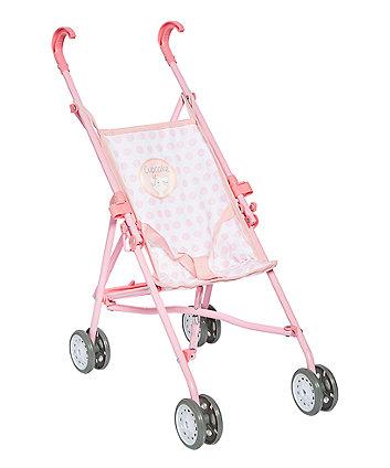 Cupcake Pink Stroller