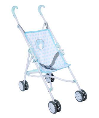Cupcake Blue Stroller