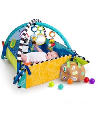 Baby Einstein 5-in-1 Journey of Discovery Gym