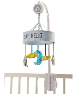 Baby Sensory Say Hello Starry Sky Cot Mobile