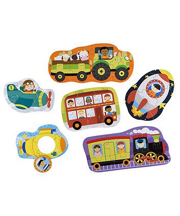 Vehicle Puzzles