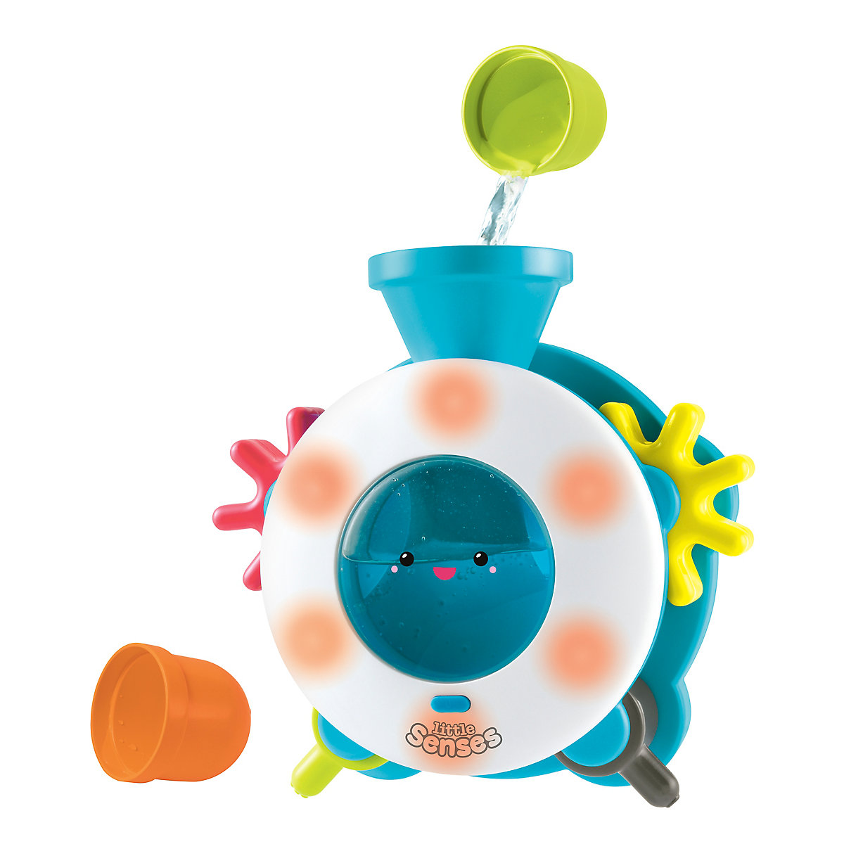 Little Senses Glowing Bath Activity Centre