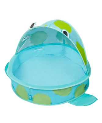 UV Whale Pop-Up Shade Pool
