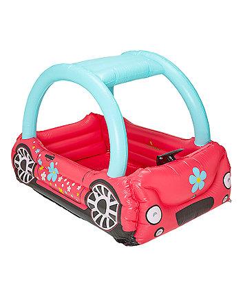 Racer Car Pool - Pink