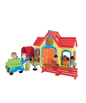 Happyland Stables Playset
