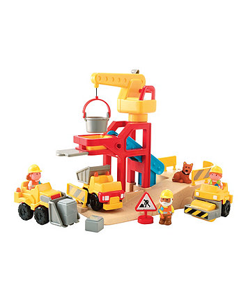Happyland Mega Construction Set