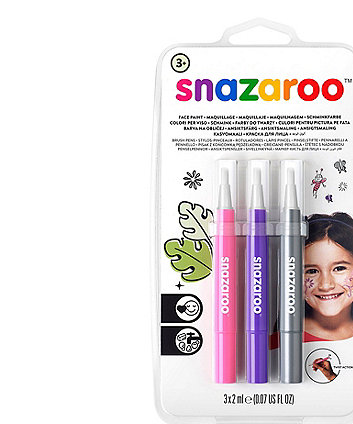 Snazaroo Fantasy Brush Pens Set