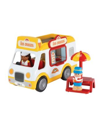 Happyland Ice Cream Van