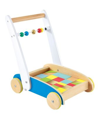 Wooden Toddle Truck