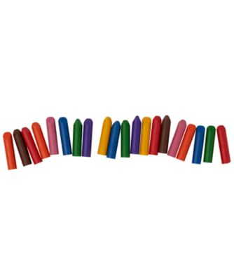 20 Chubby Crayons