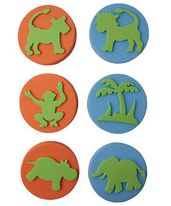Animal Palm Printers