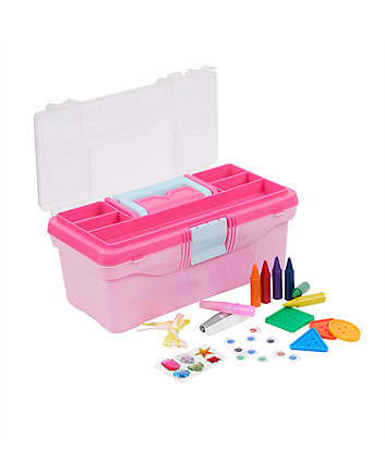Collage Toolbox - Pink