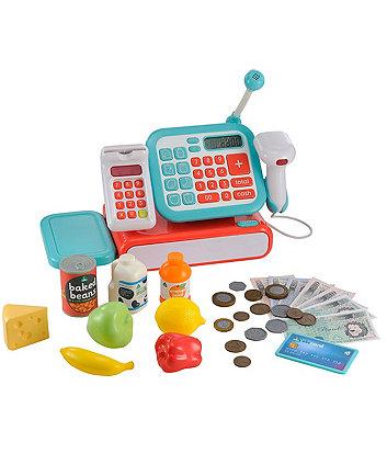 Cash Register - Blue