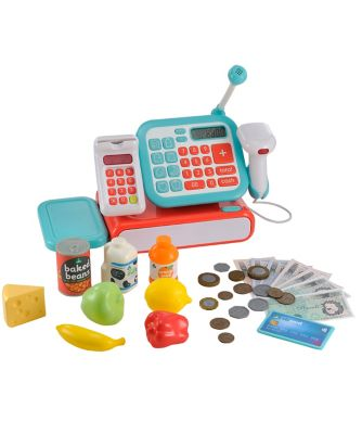 Cash Register - Blue