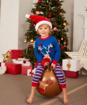 elc reindeer bounceer