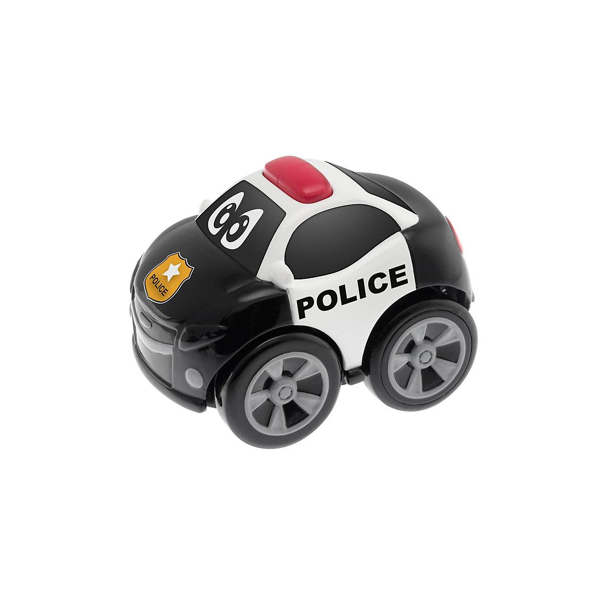 Chicco Turbo Team Police Car