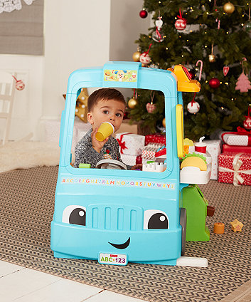 Fisher Price Laugh & Learn Servin' Up Food Truck